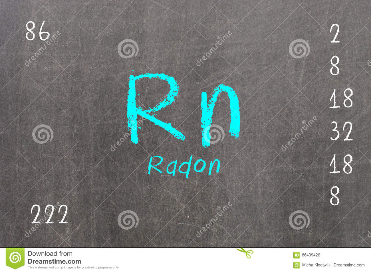 Periodic table radon gallery periodic table images isolated blackboard with periodic table radon stock illustration isolated blackboard with periodic table radon gamestrikefo gallery gamestrikefo Image collections