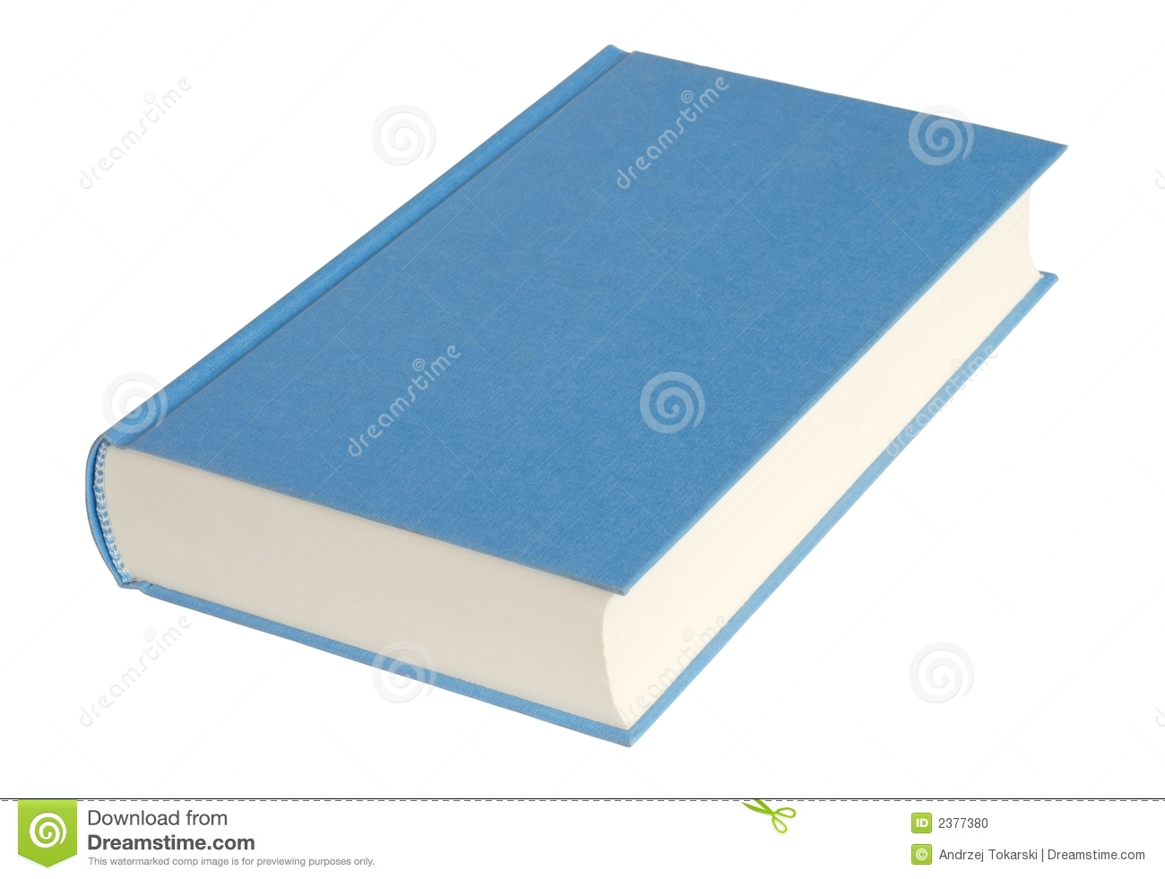 Isolated Book