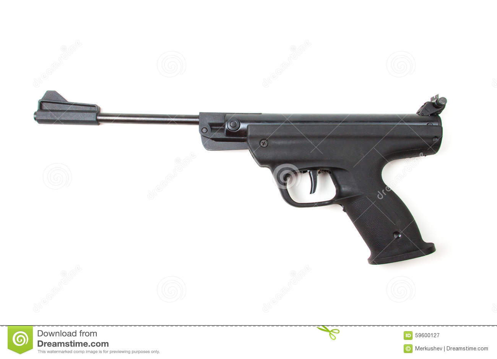 gun white background - photo #25