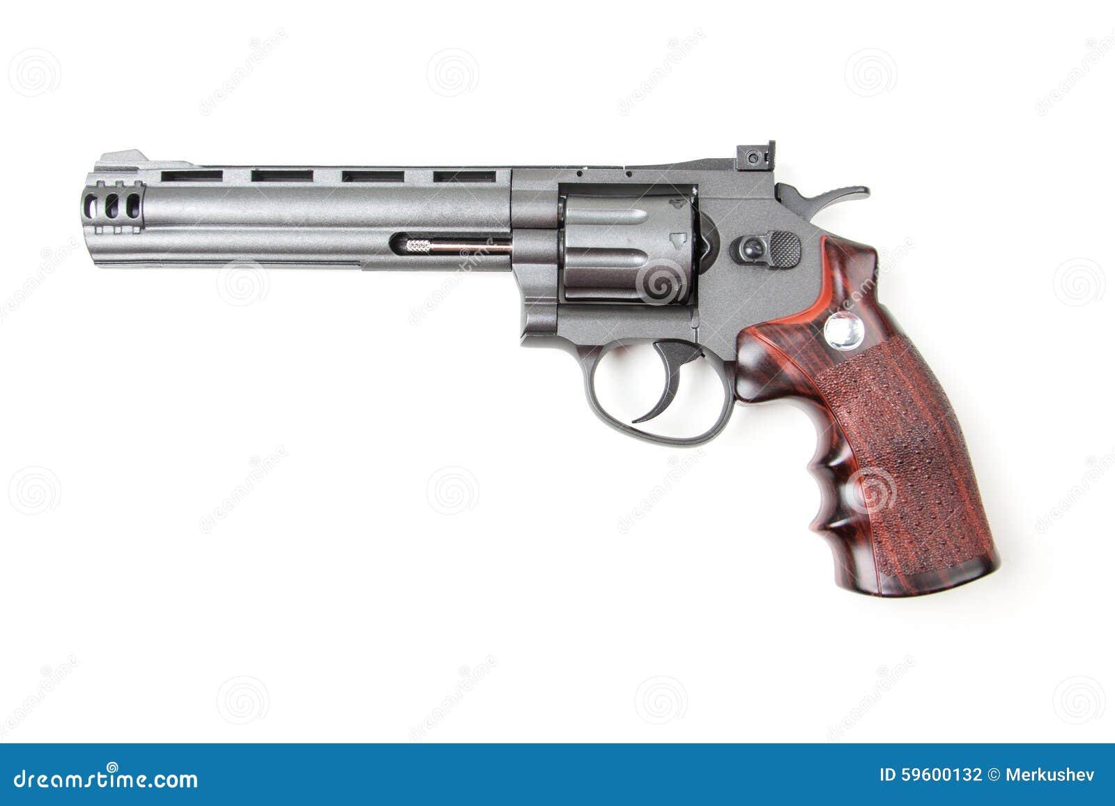 gun white background - photo #12