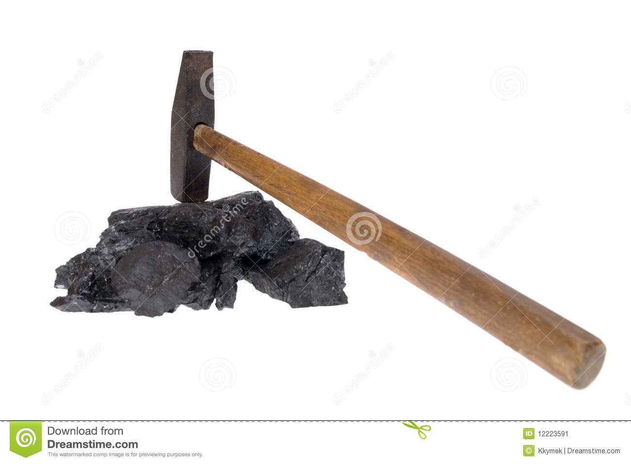 Carbon dating hammer