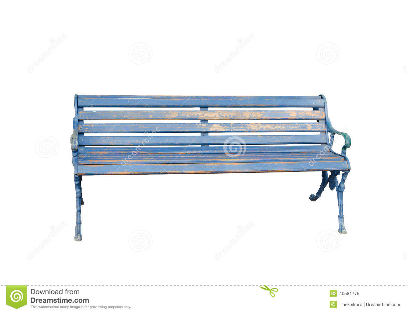 Isolated long steel chair stock image. Image of outdoor - 9