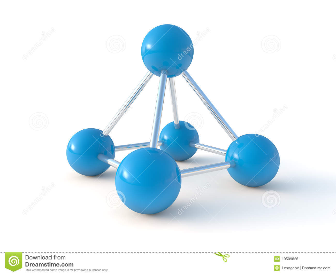Isolated molecule 3d