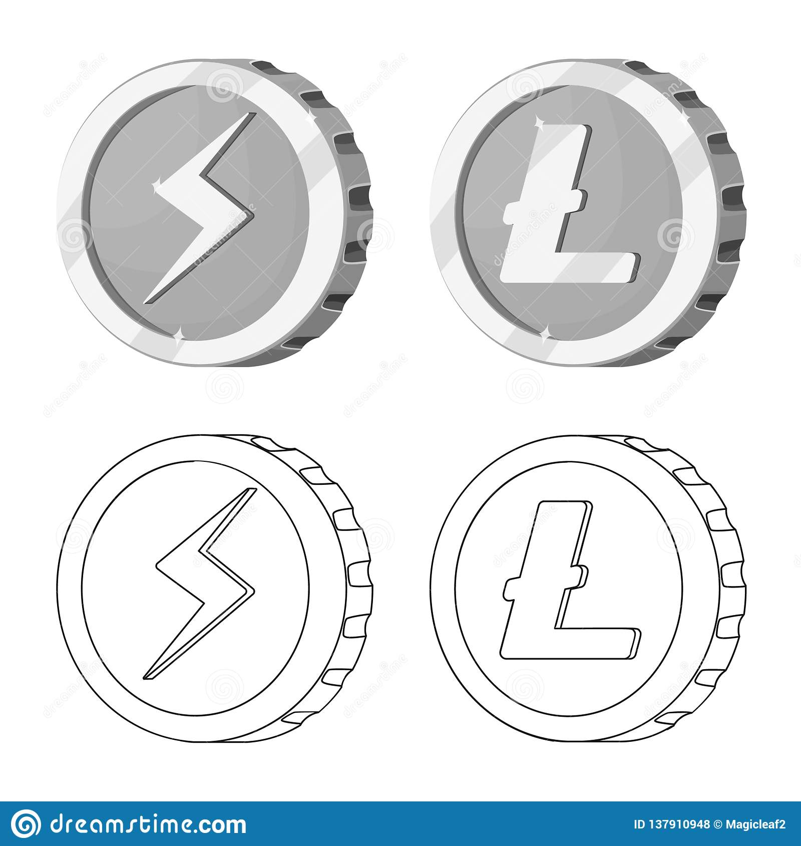 what is the trading symbol for bitcoin