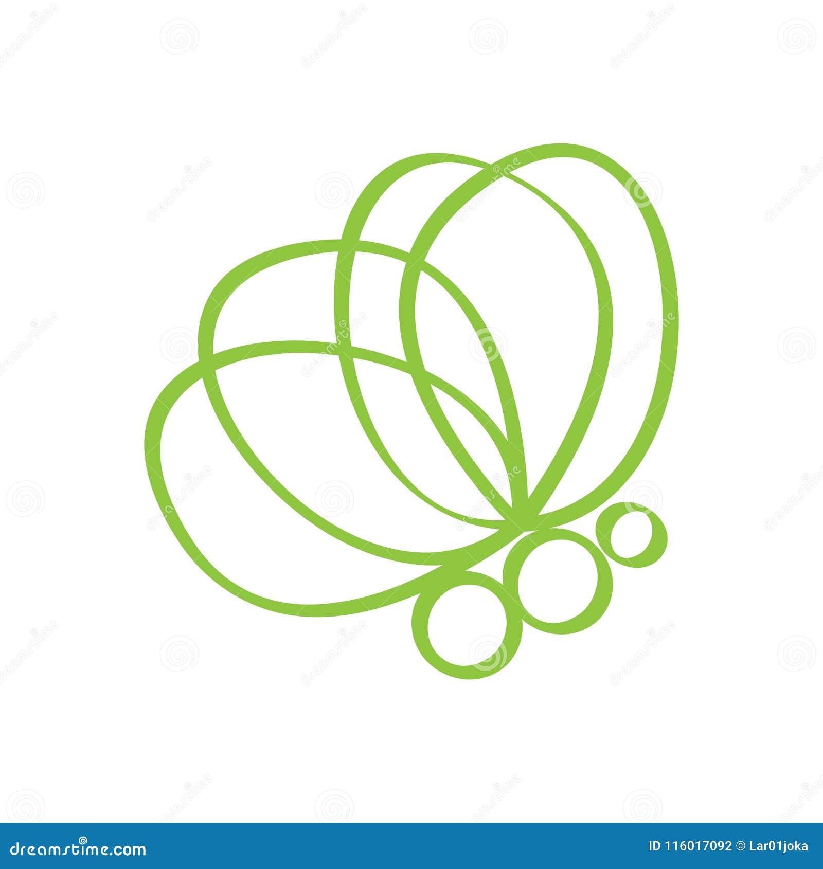 Lotus Flower Outline Stock Vector Illustration Of Ornament 116017092