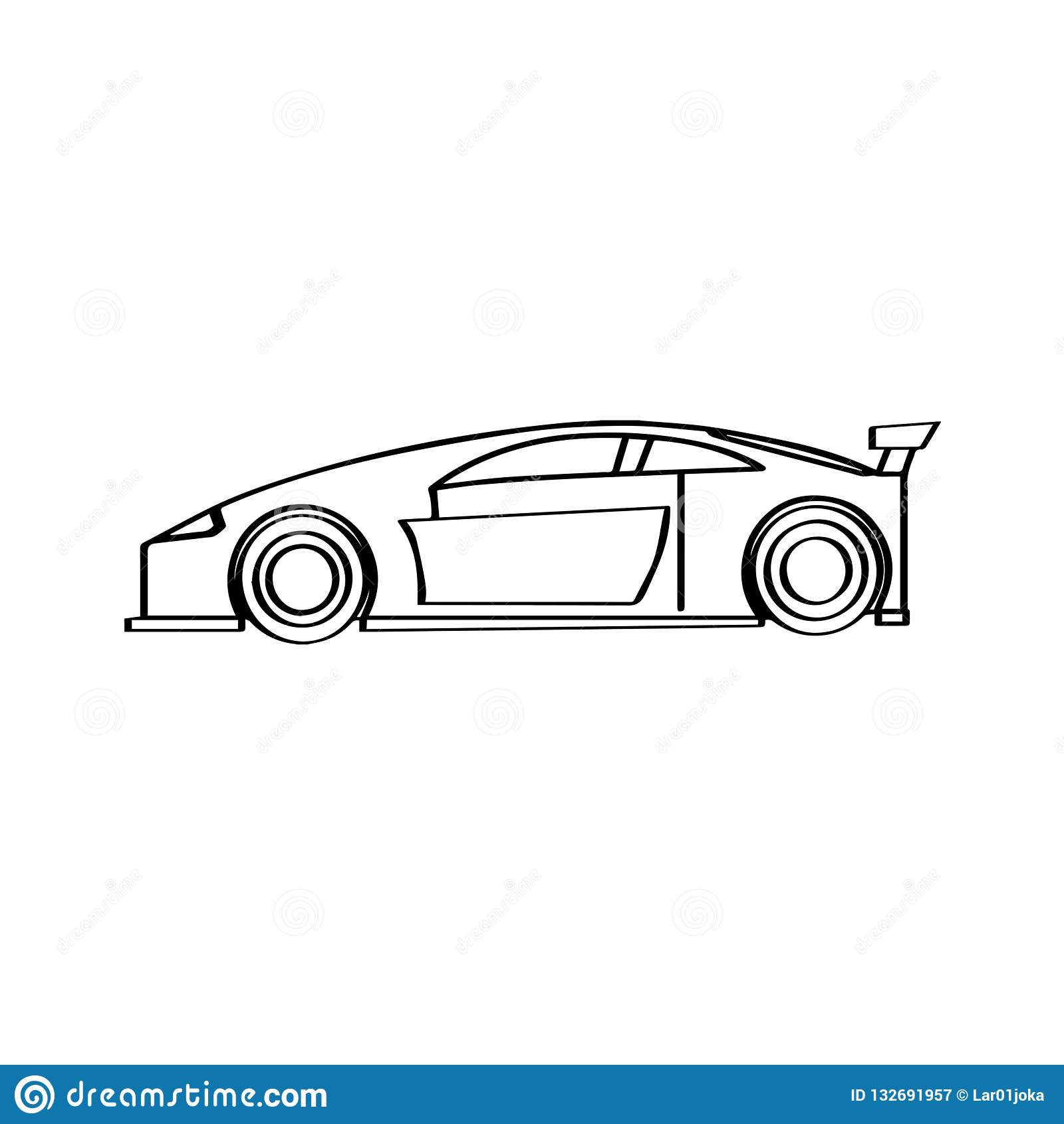 All About Super Cars Review Walpaper Download Supercar Side View Drawing