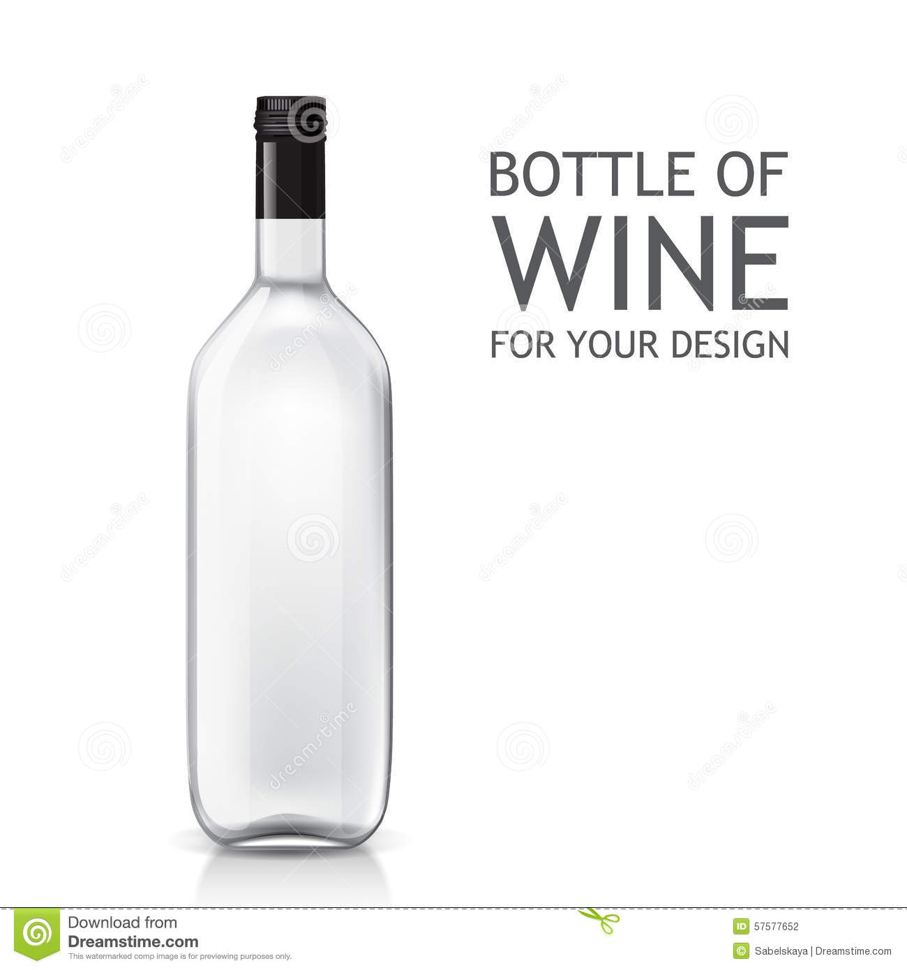 Pictures Of Wine Bottle Design Template