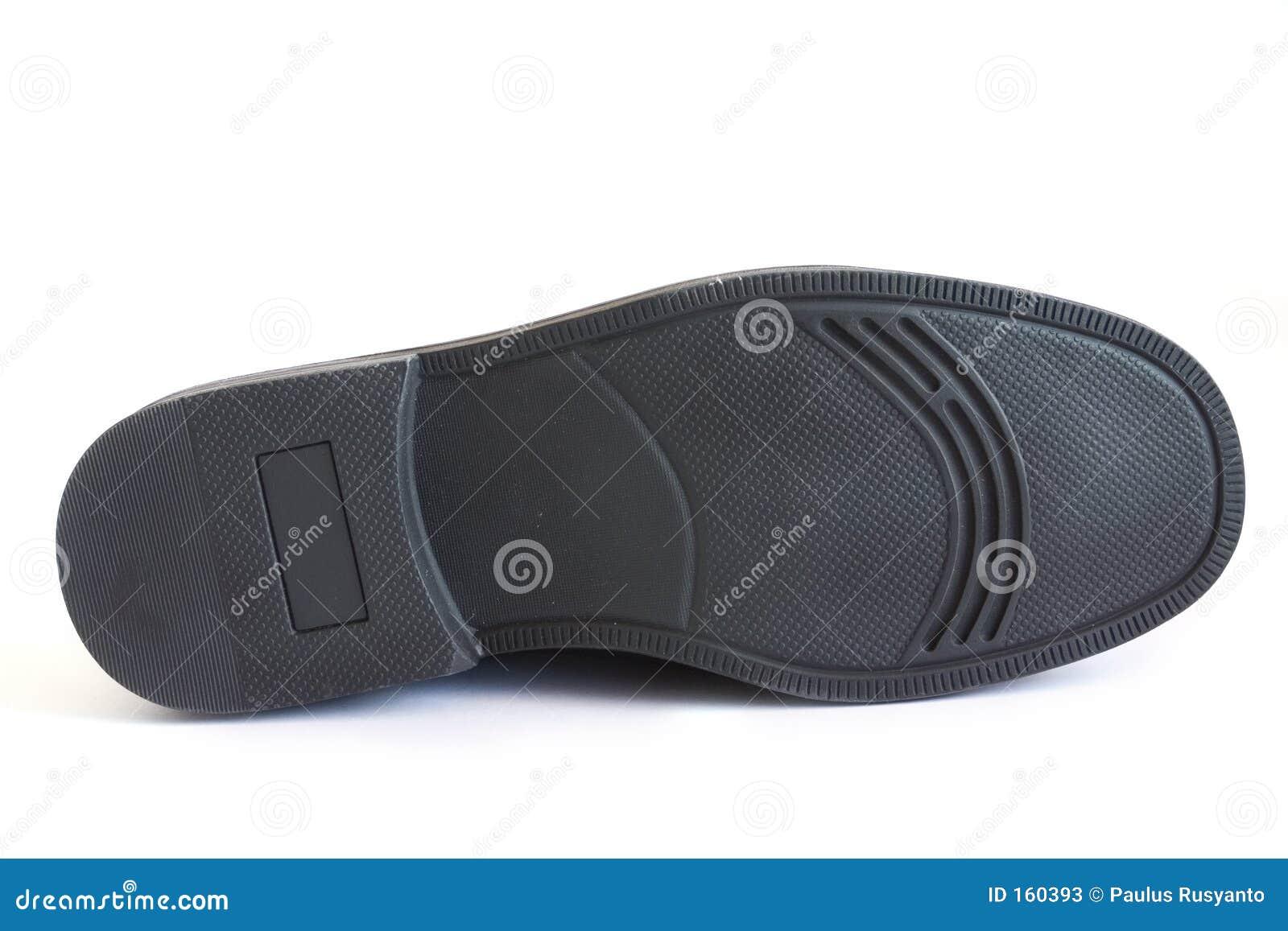 Isolated shoe