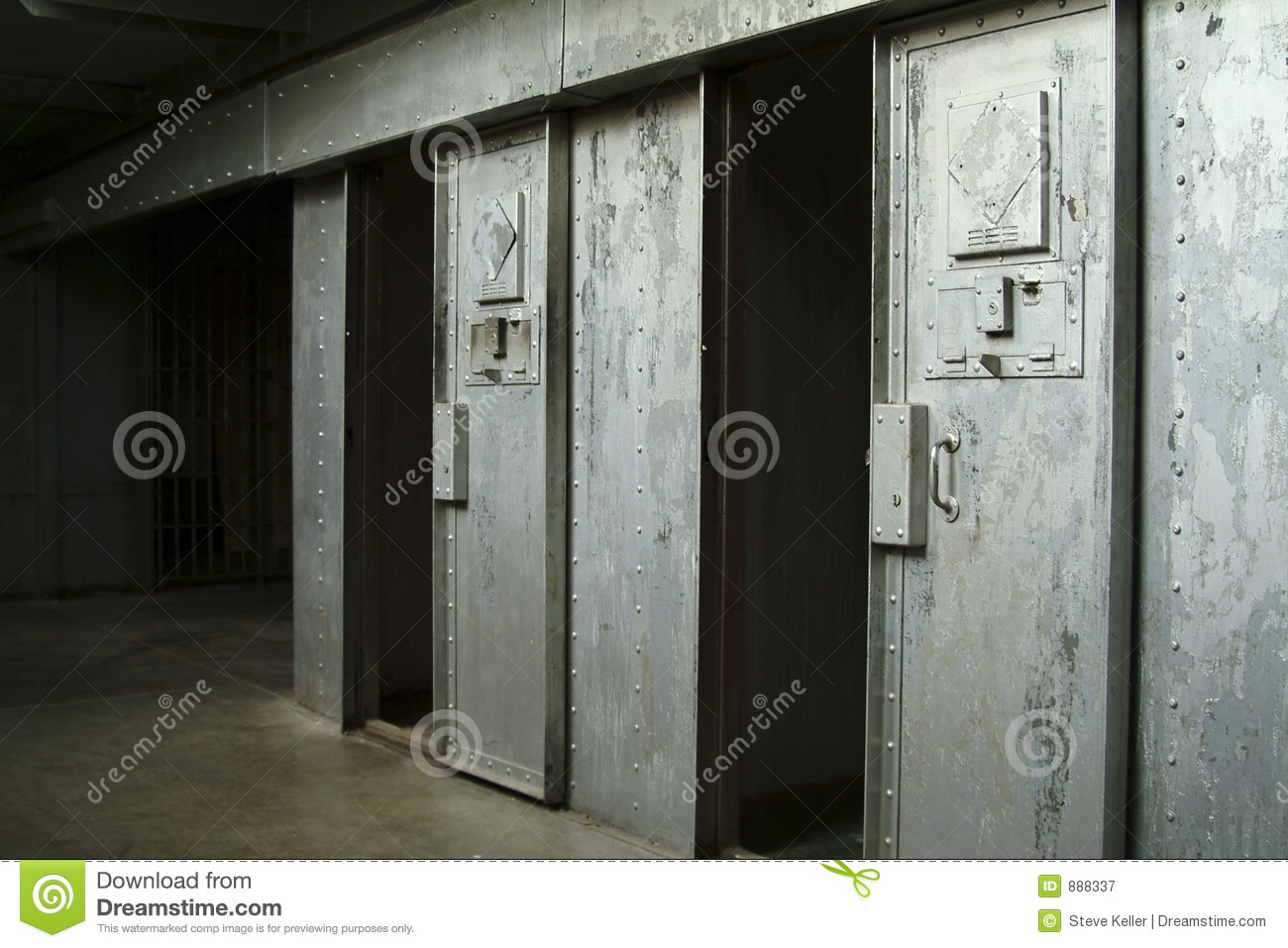 Isolation Cell Stock Image Image Of Confinement Locks