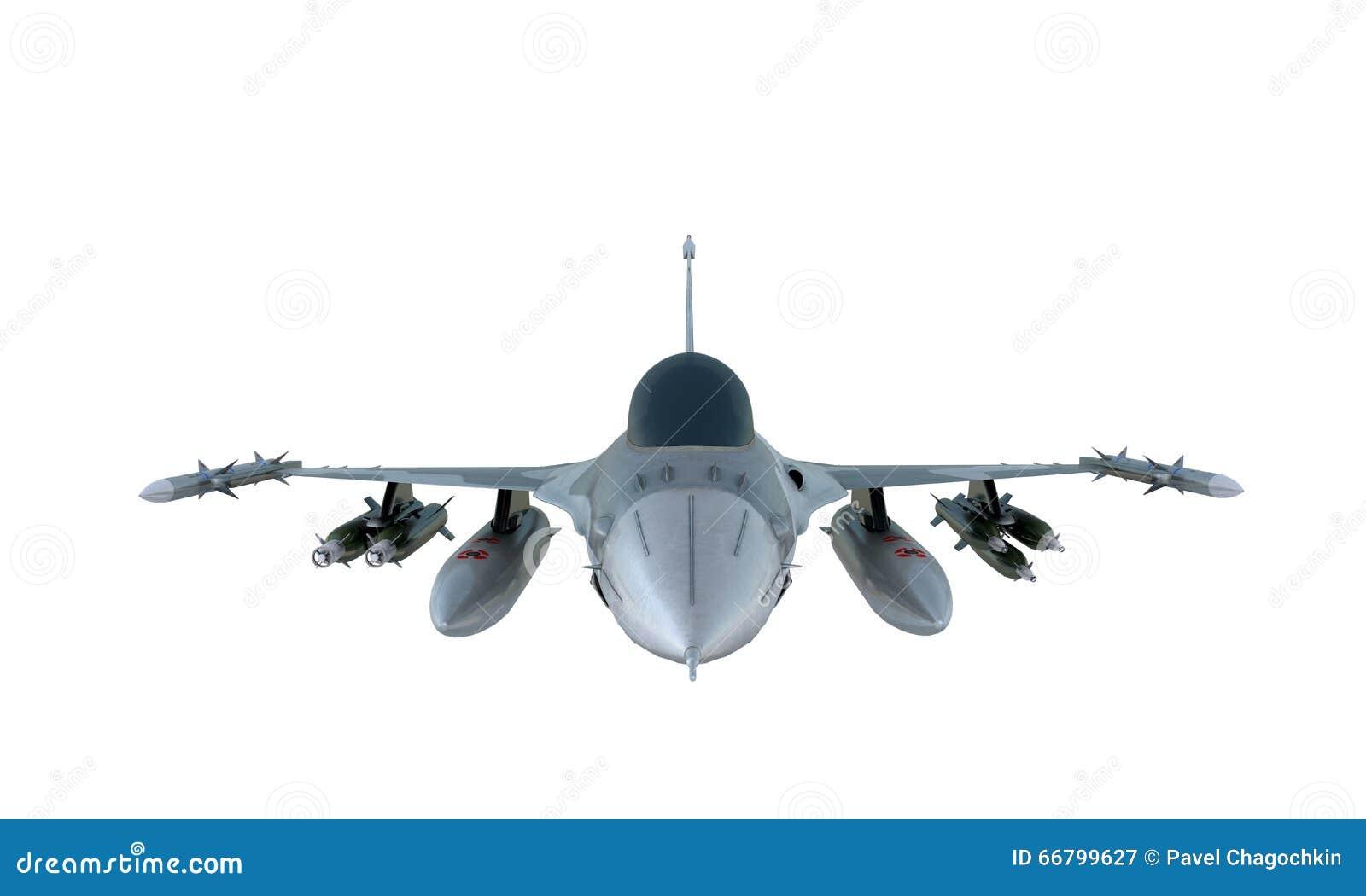 Aereo Da Combattimento Usa : Isolato del f getto su fondo bianco aereo di