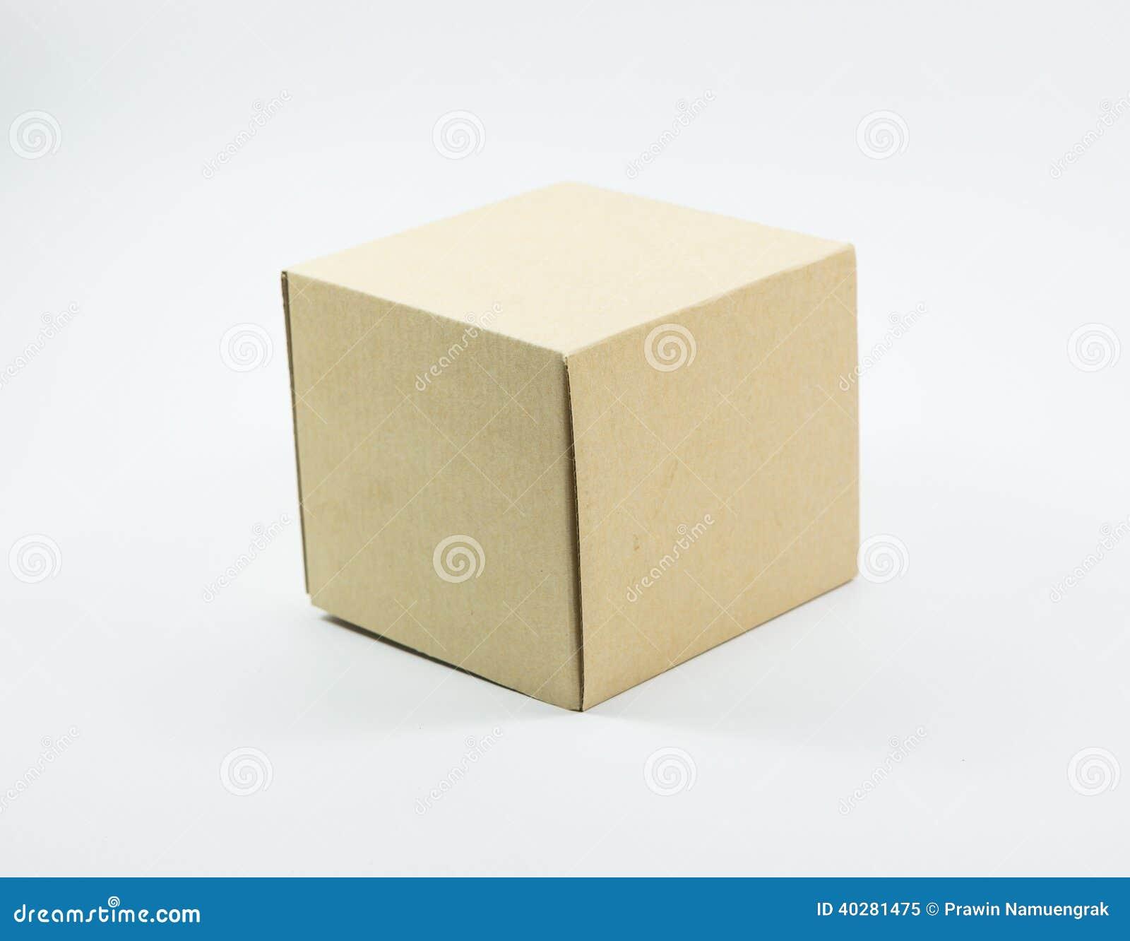 Isolatrd коробки