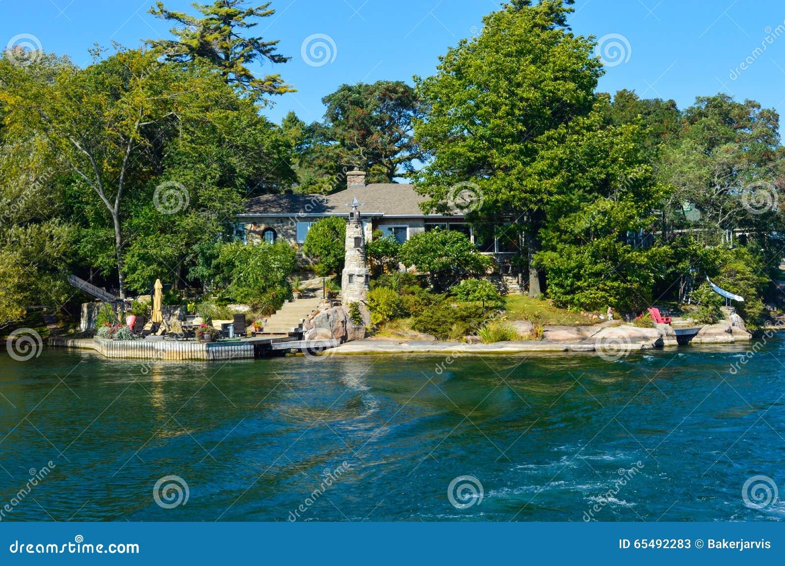 1000 isole e Kingston in Ontario, Canada