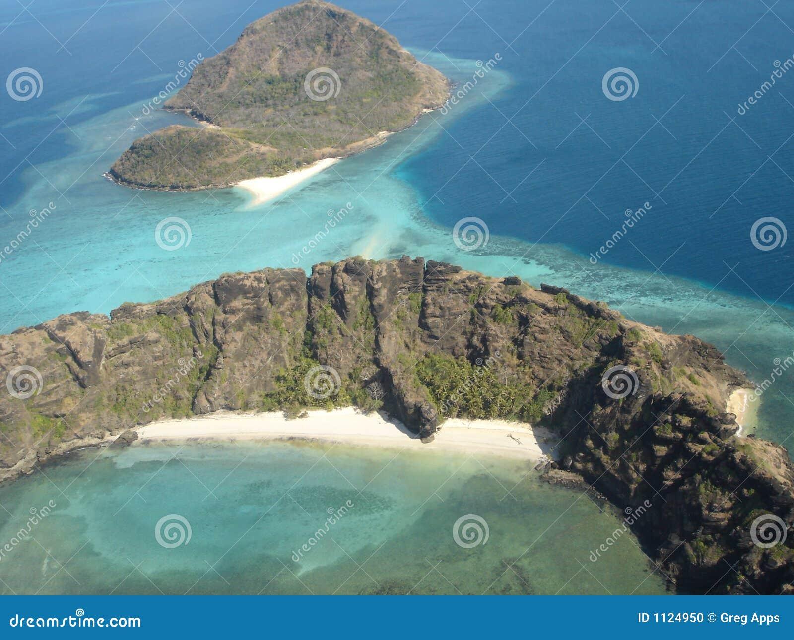 Isole nello stretto di Torres