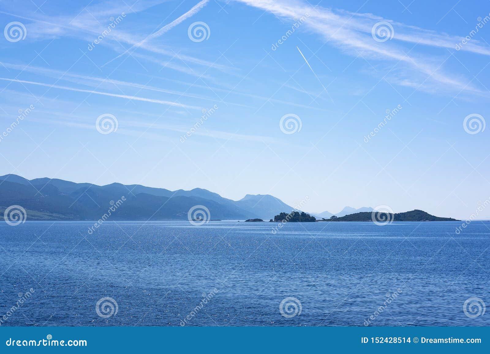 Isole vicino a Korcula, Dalmazia