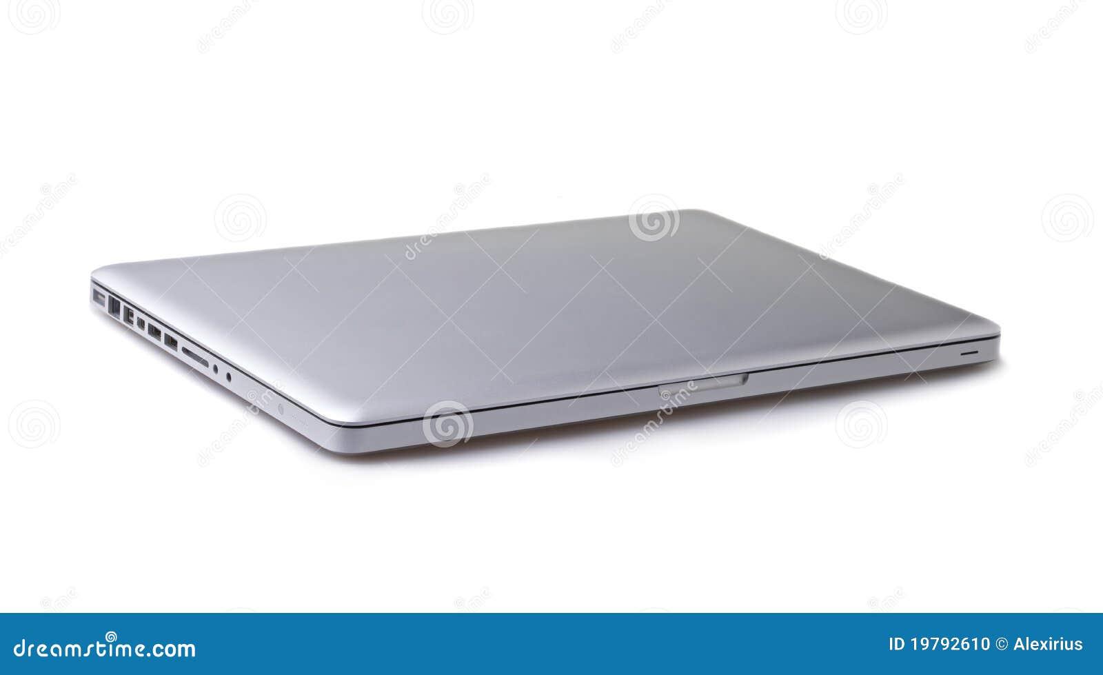 Isolerad bärbar dator