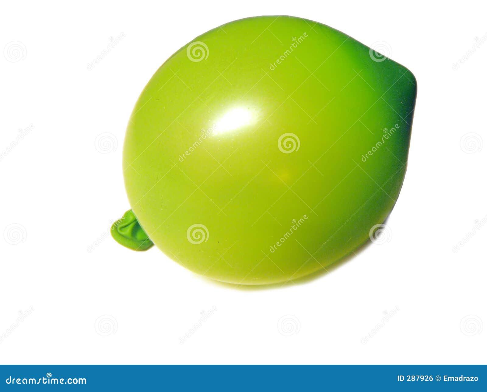 Isolerad ballong