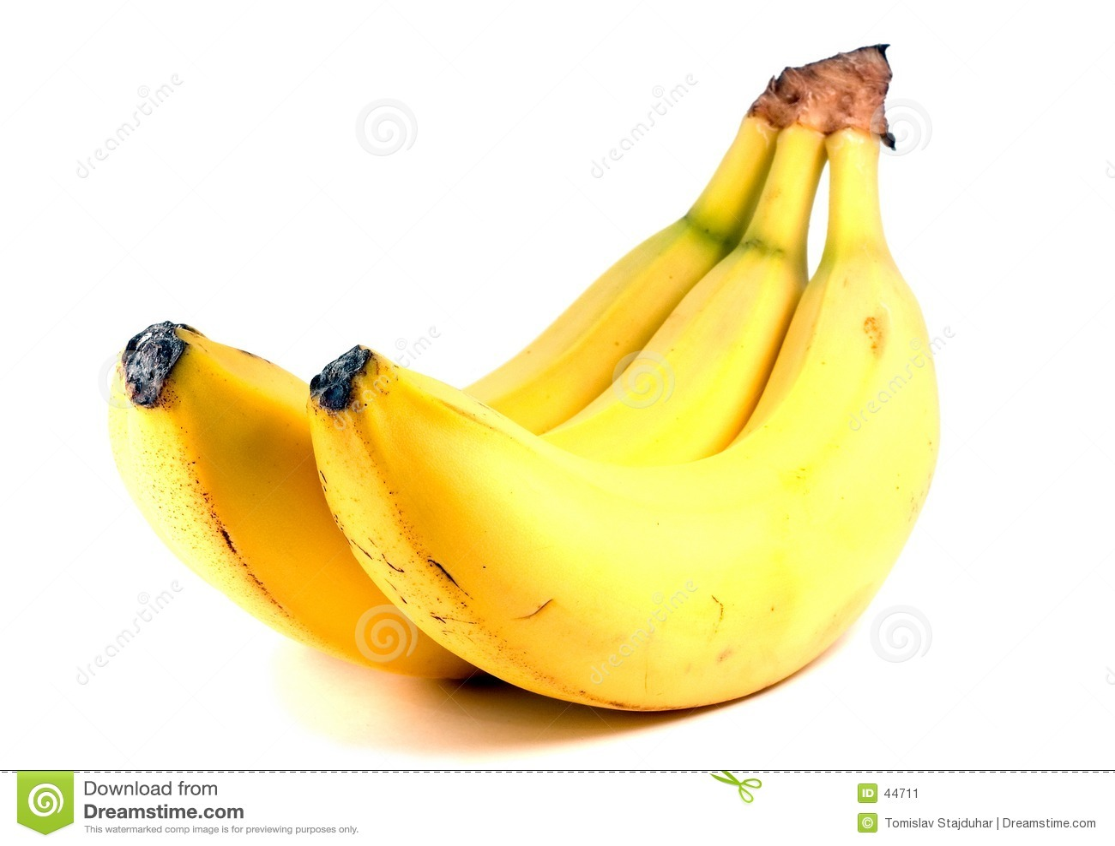 Isolerad banan