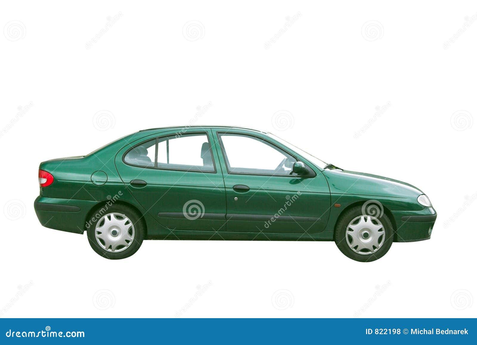 Isolerad bil