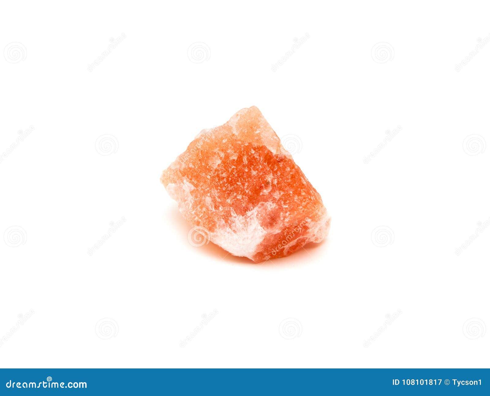 Isolerad Halite mineral