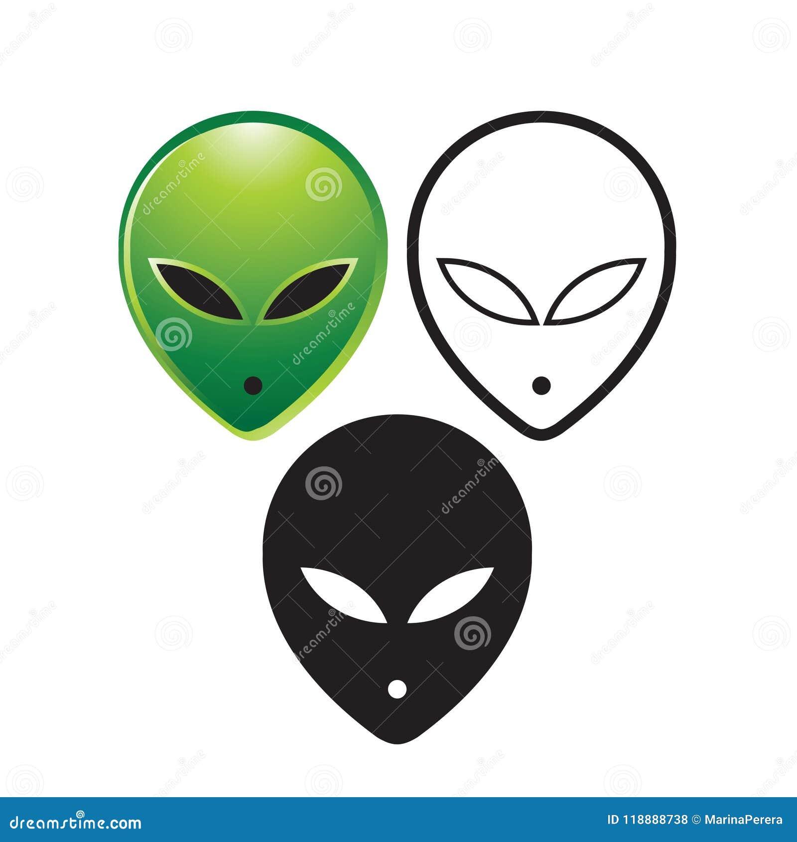 Isolerad head uppsättning för tre främling