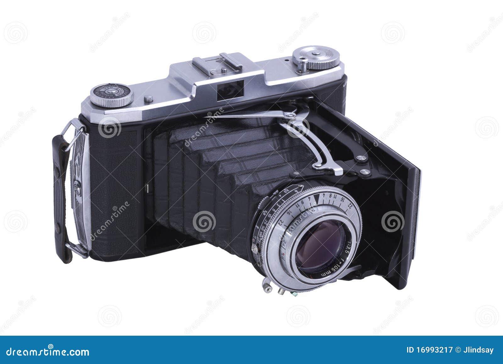 Isolerad kamerafolding