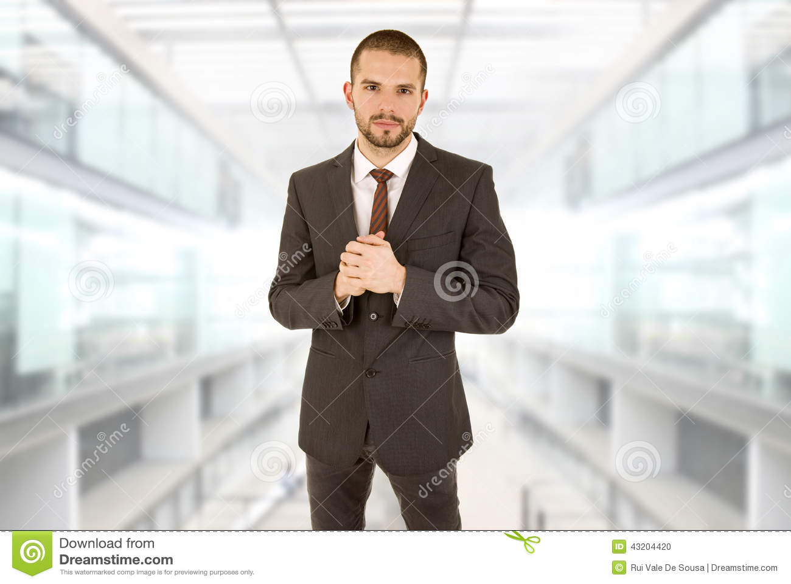 Download Isolerad Man För Bakgrund Affär över White Arkivfoto - Bild av framgång, vision: 43204420