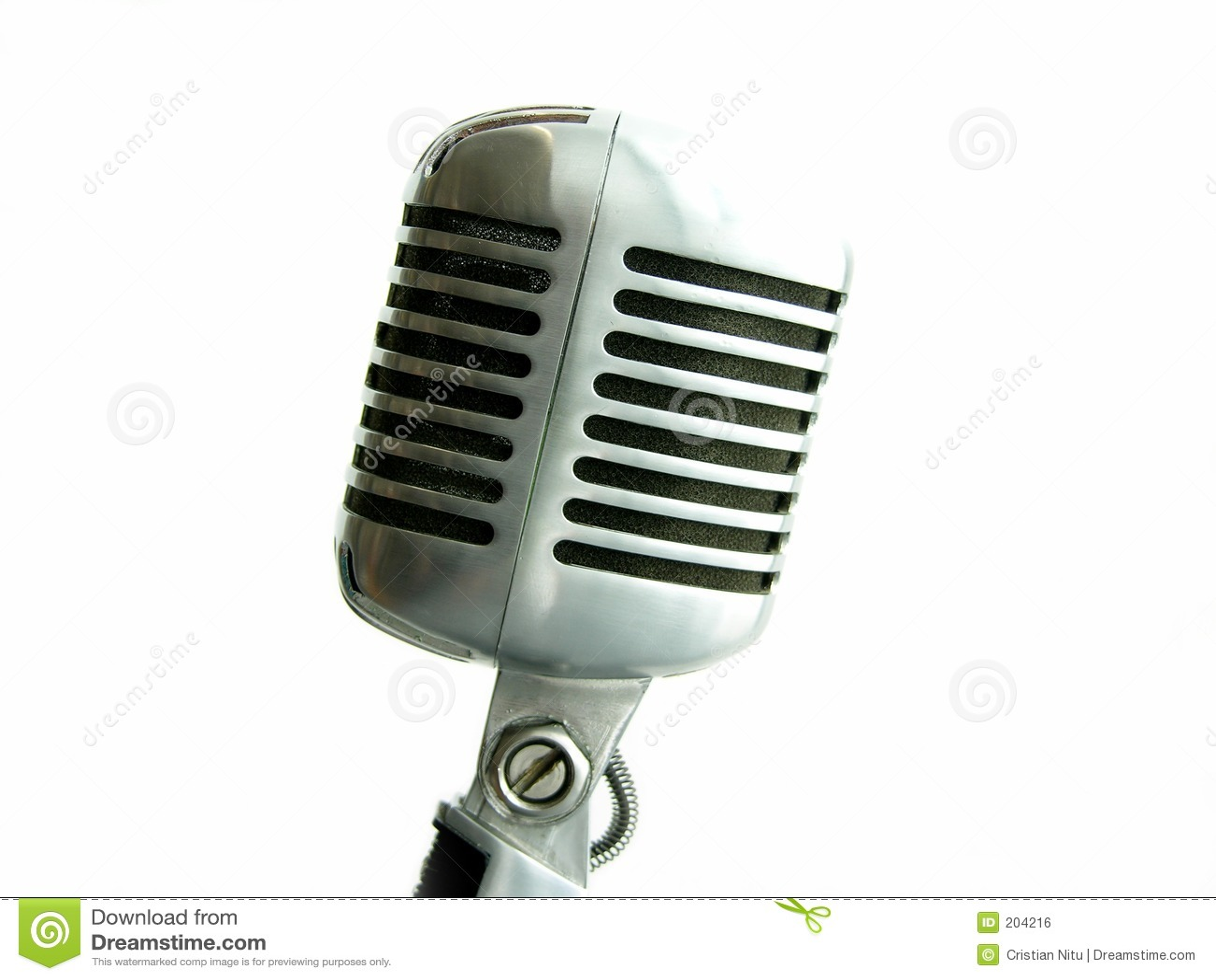 Isolerad mikrofontappning