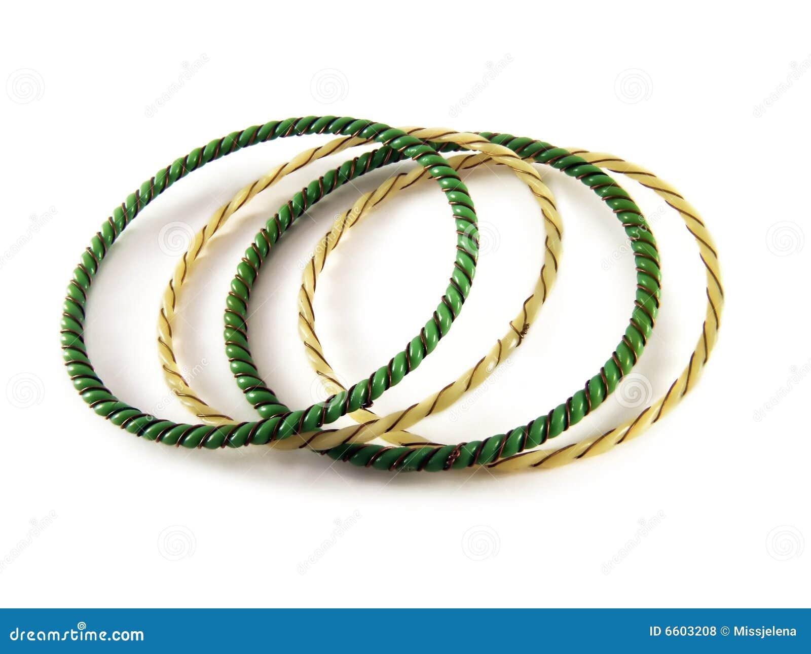 Isolerade armband