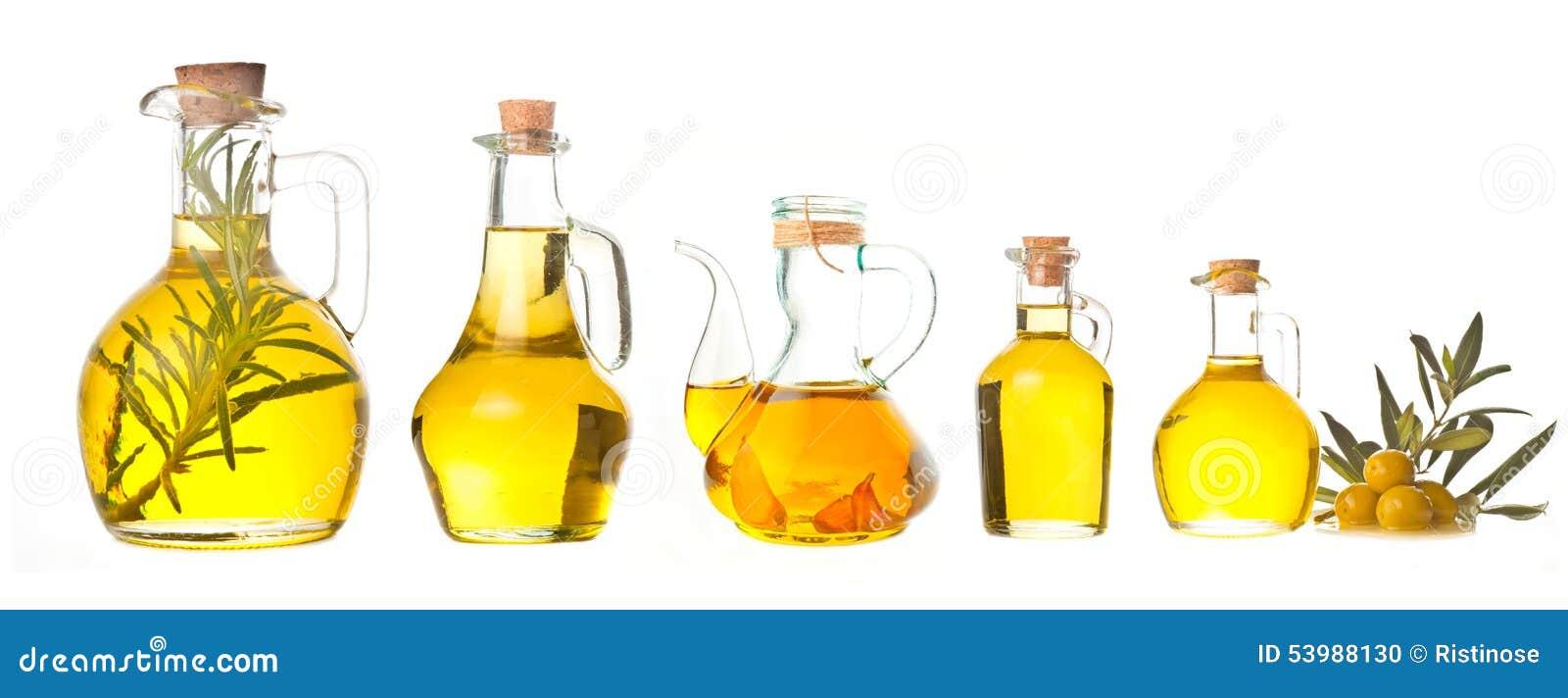 Isolerade extra jungfruliga olivoljor