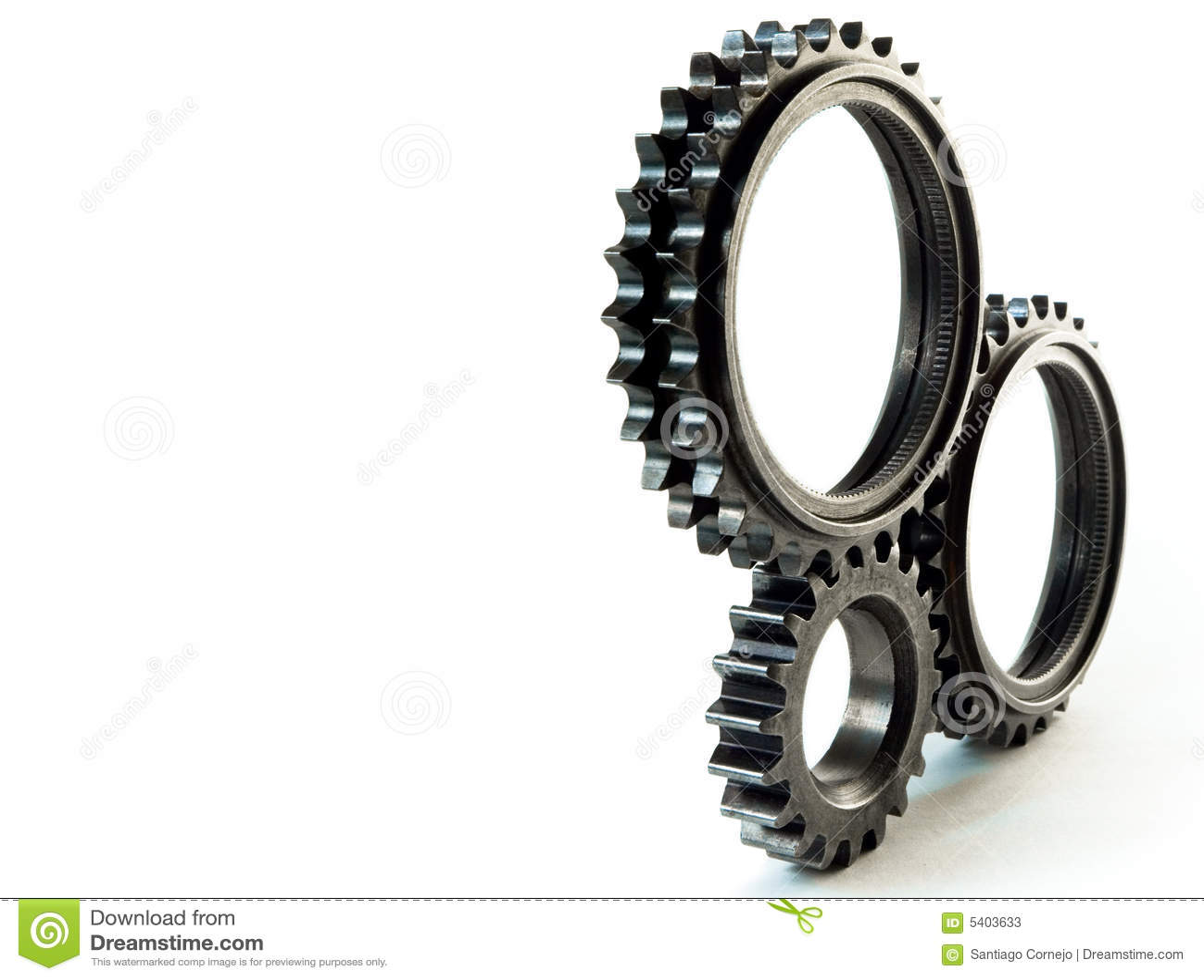 Isolerade kugghjul