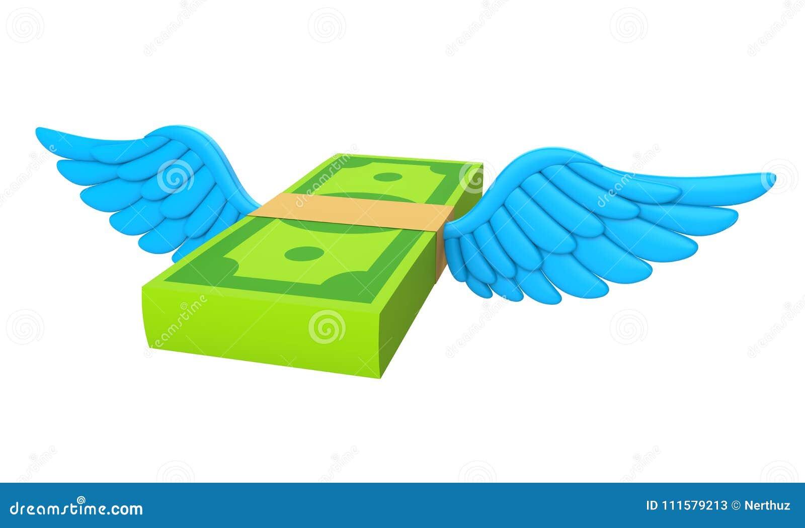 Isolerade pengar påskyndar flyg