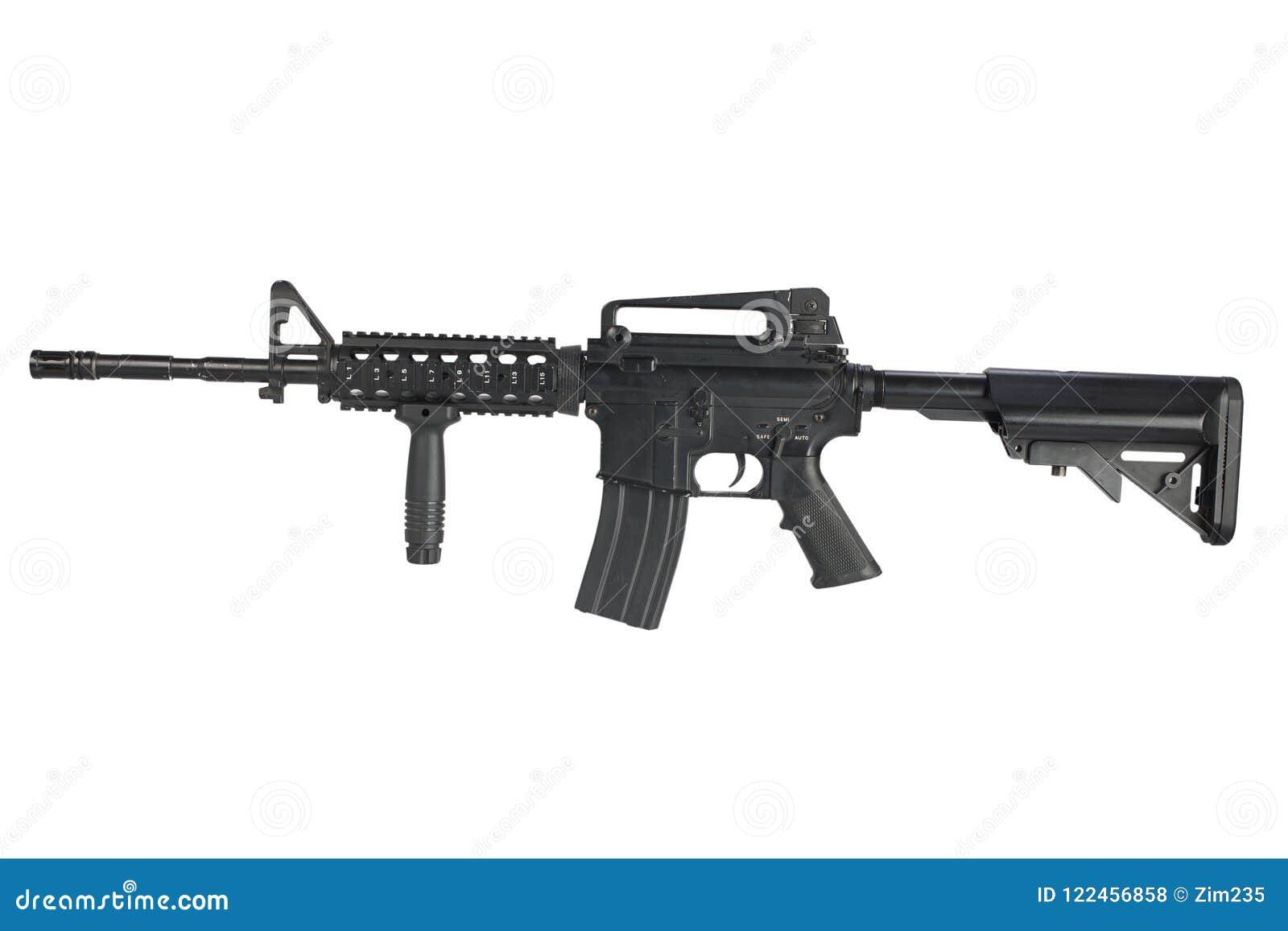 Isolerat gevär för anfall M4