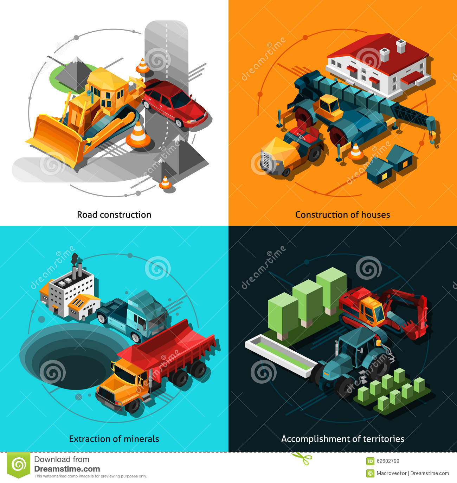 Isometric μηχανές κατασκευής