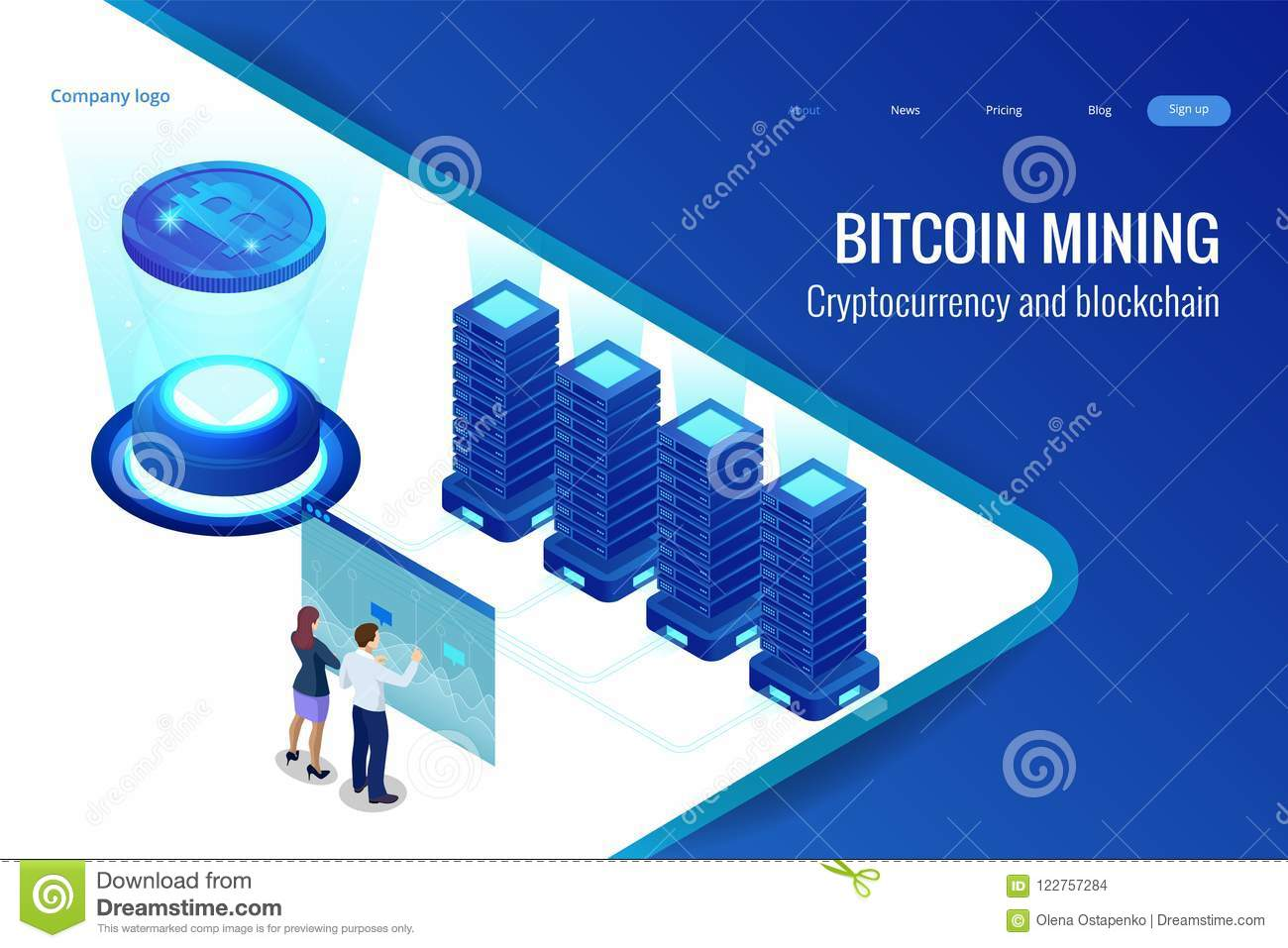 invest in cryptocurrency mining company