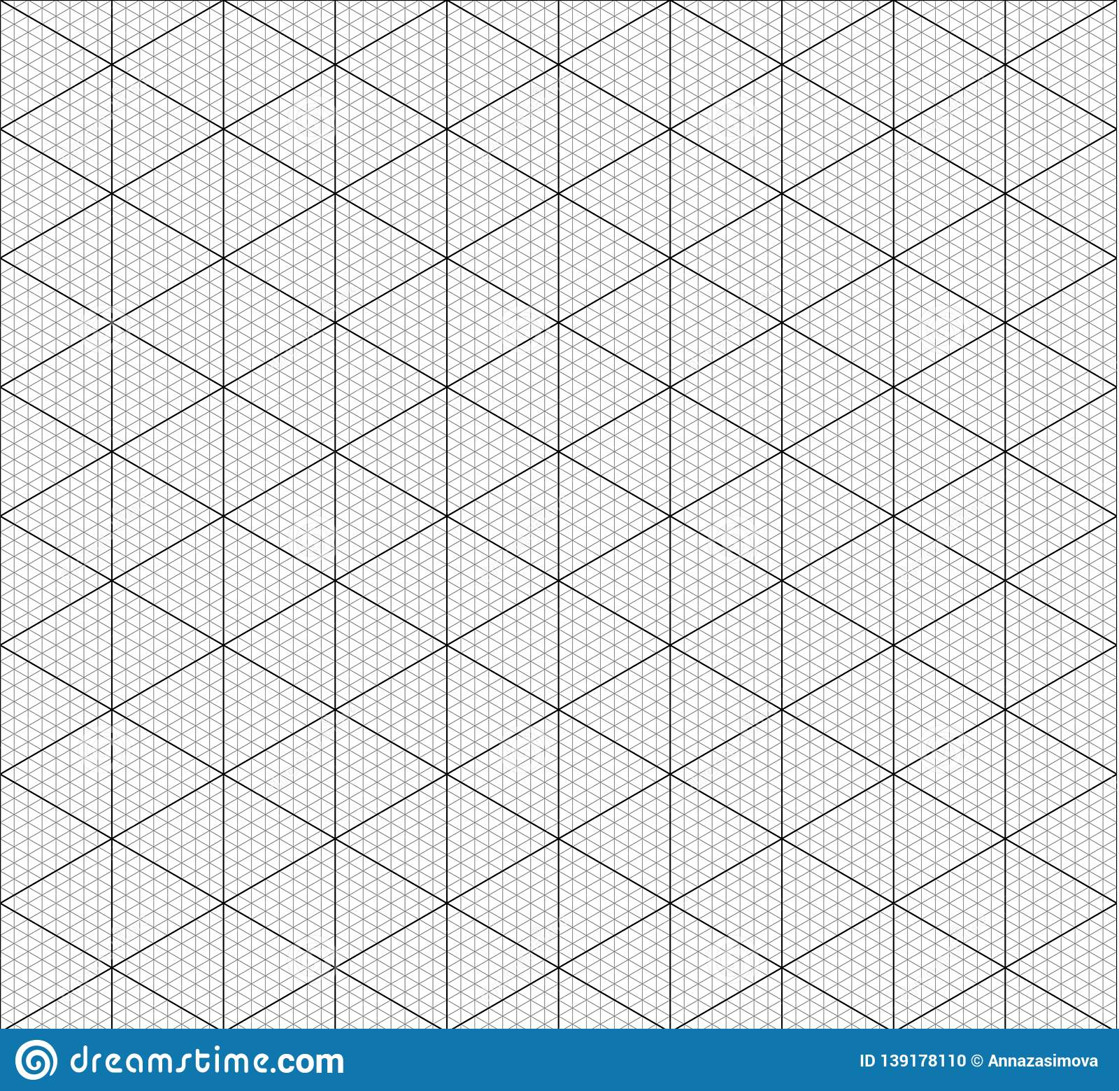 image relating to Printable Isometric Graph Paper known as Isometric Graph Paper Heritage. Calculated Grid. Graph