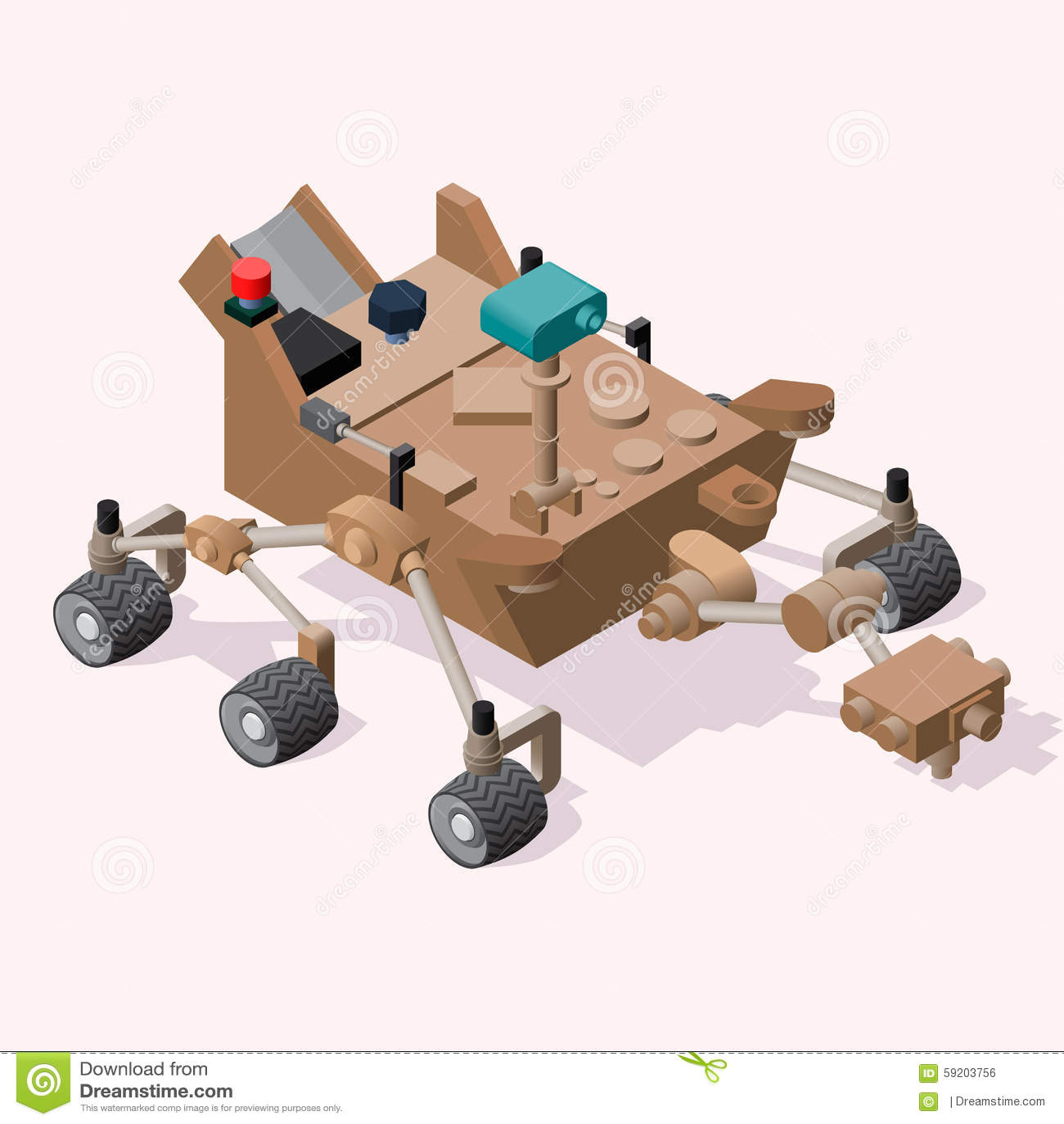 mars rover vector - photo #18