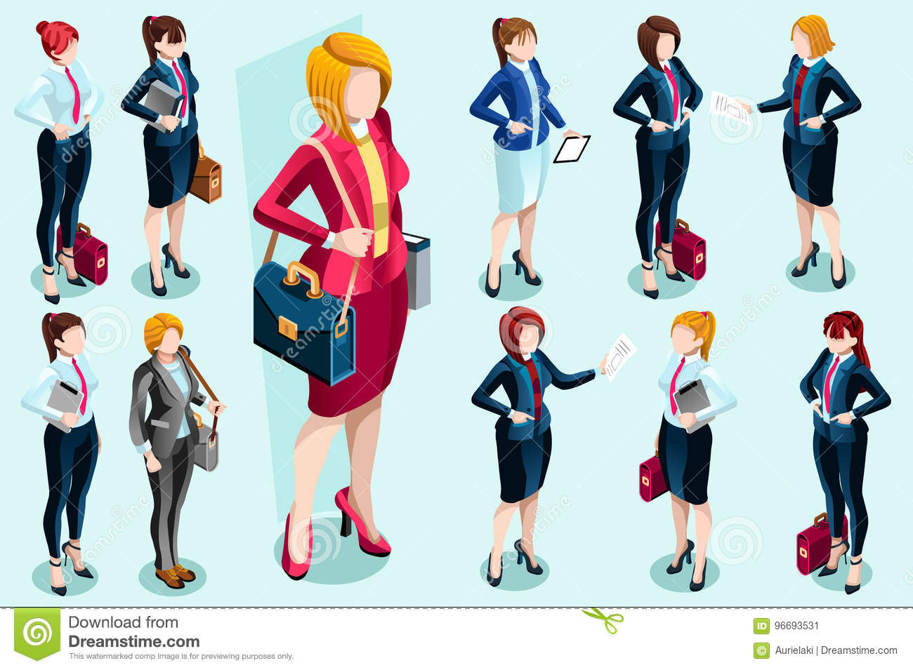 isometric people vector people images stock vector illustration of