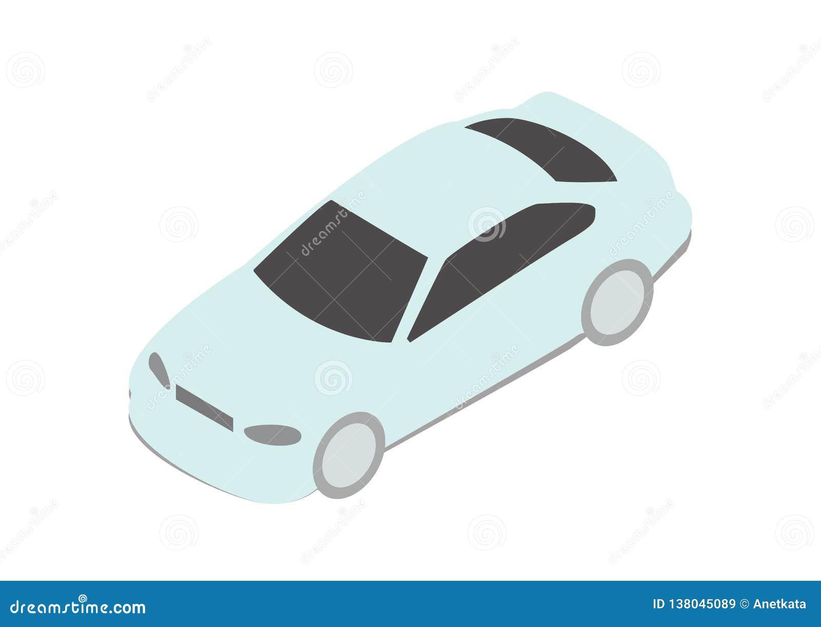 Isometrica samochód