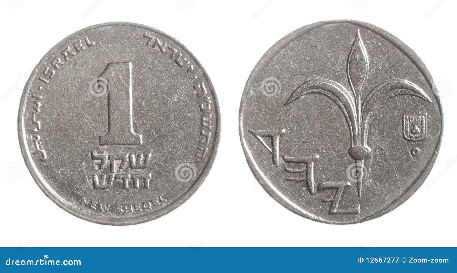 Israël sheqel