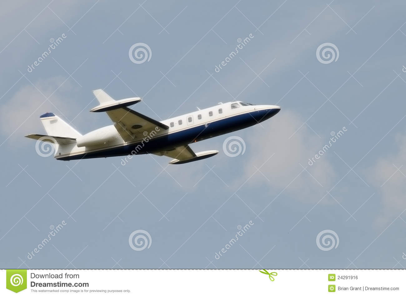 Hughes Westwind Ltd S Israeli Aircraft Industries 1124a N220dh Corporate Aviation Stock Photo 0088