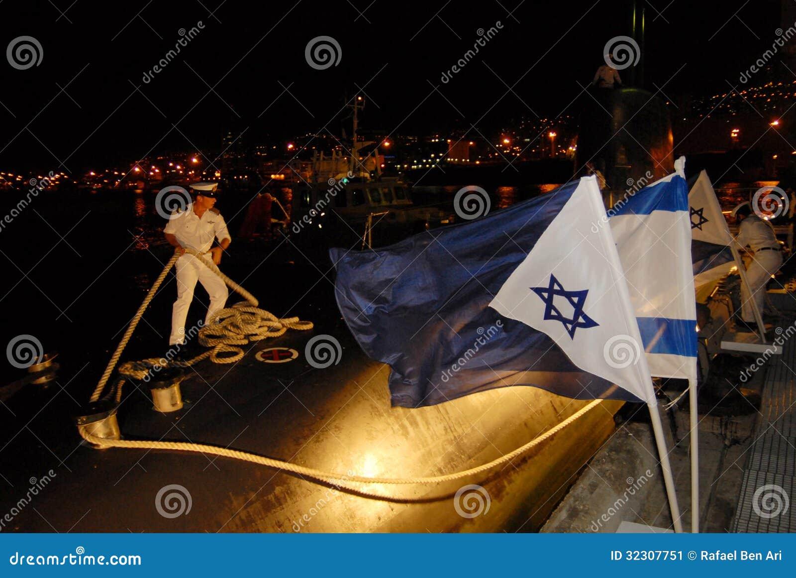 Israeli Navy - Israeli Submarine Editorial Photo - Image of