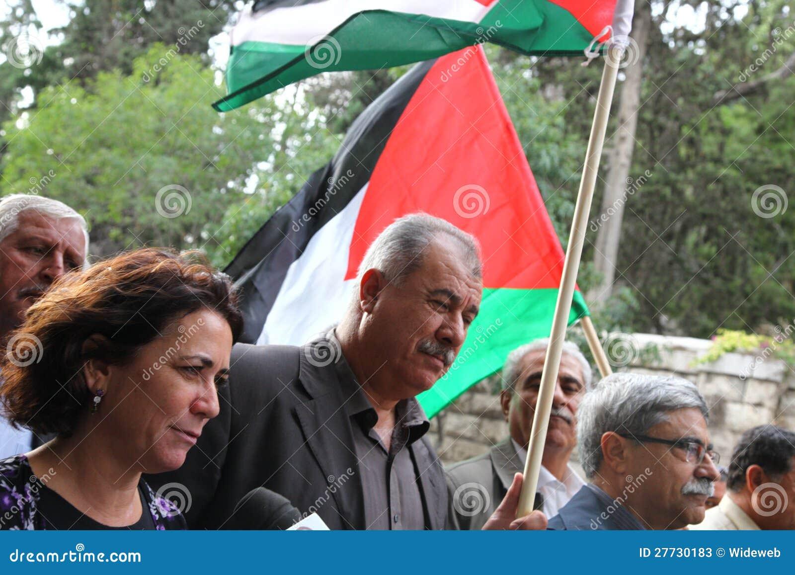 Israelisches Knesset-Bauteil Mohammad Barakeh