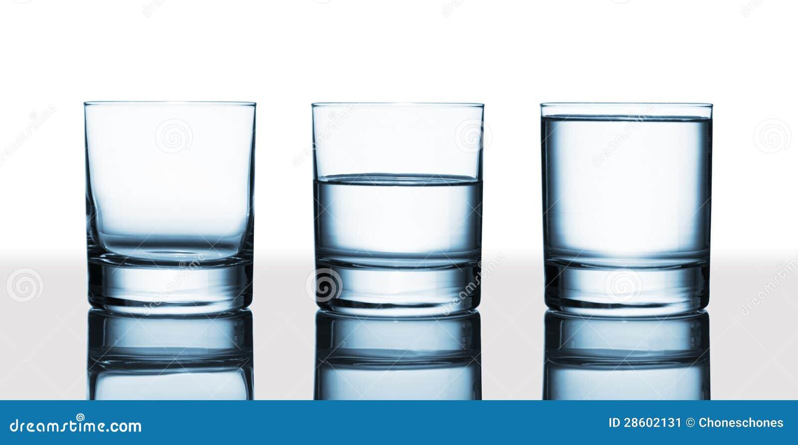 Das Glas Ist Halb Leer