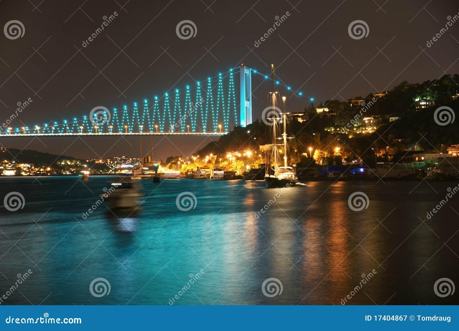 bosphor 2 bridge Turkey opened one of the world's biggest suspension bridges on friday, the   the bridge creates a new link across the bosphorus strait, which.