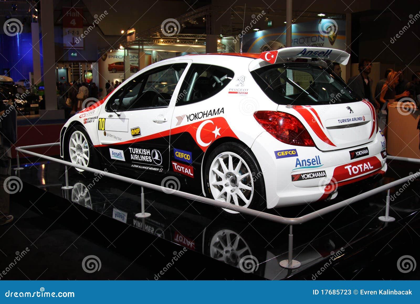 Istanbul 2010 auto przedstawienie