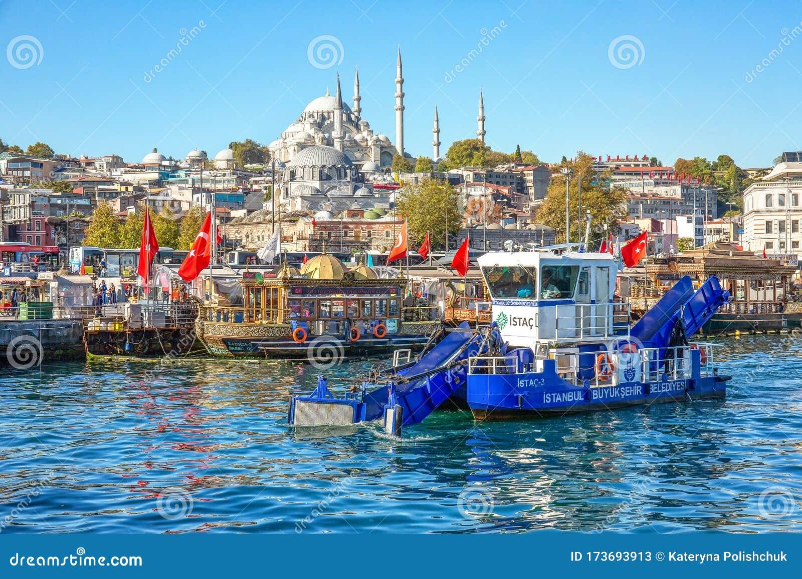 Türkei Oktober