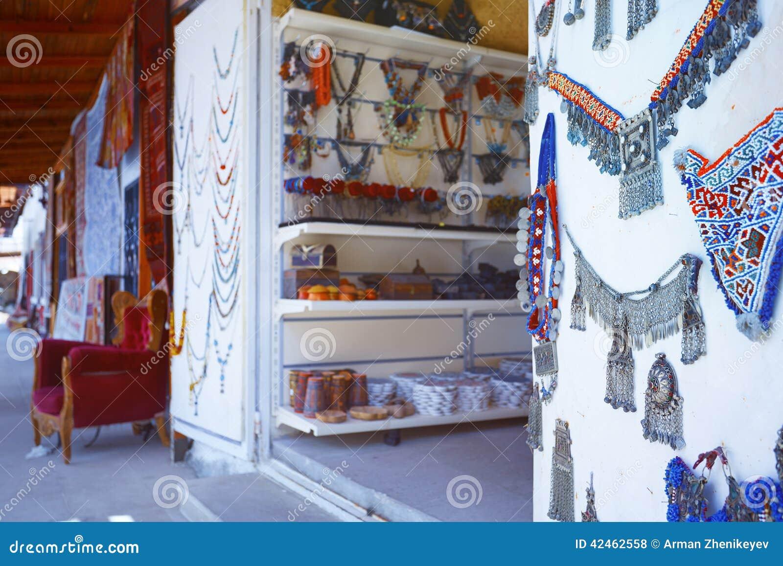 Istanbul-großartiger Basar - Schmucksachesystem