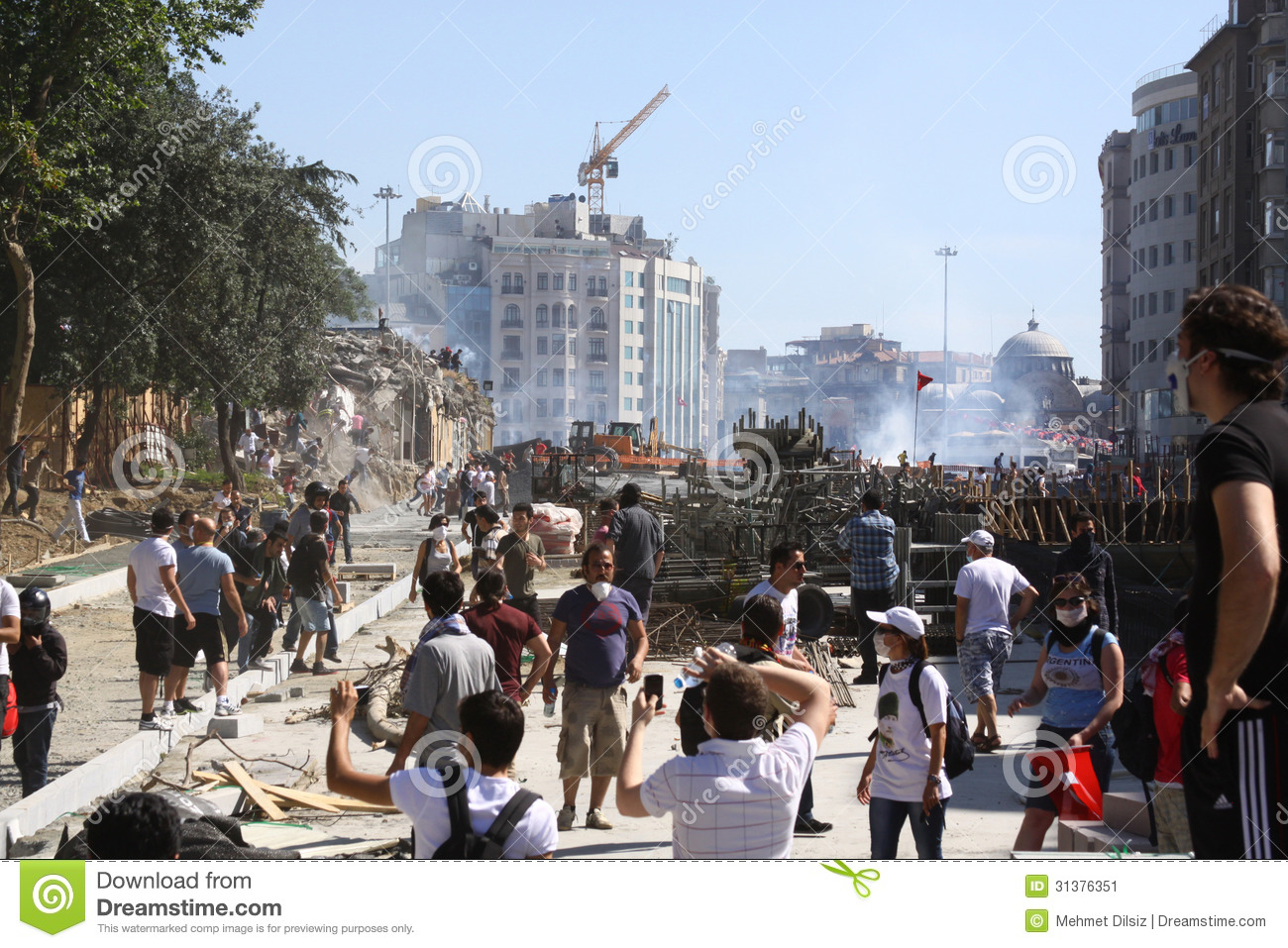 Remembering the Gezi Park protests and the dream of a different Turkey