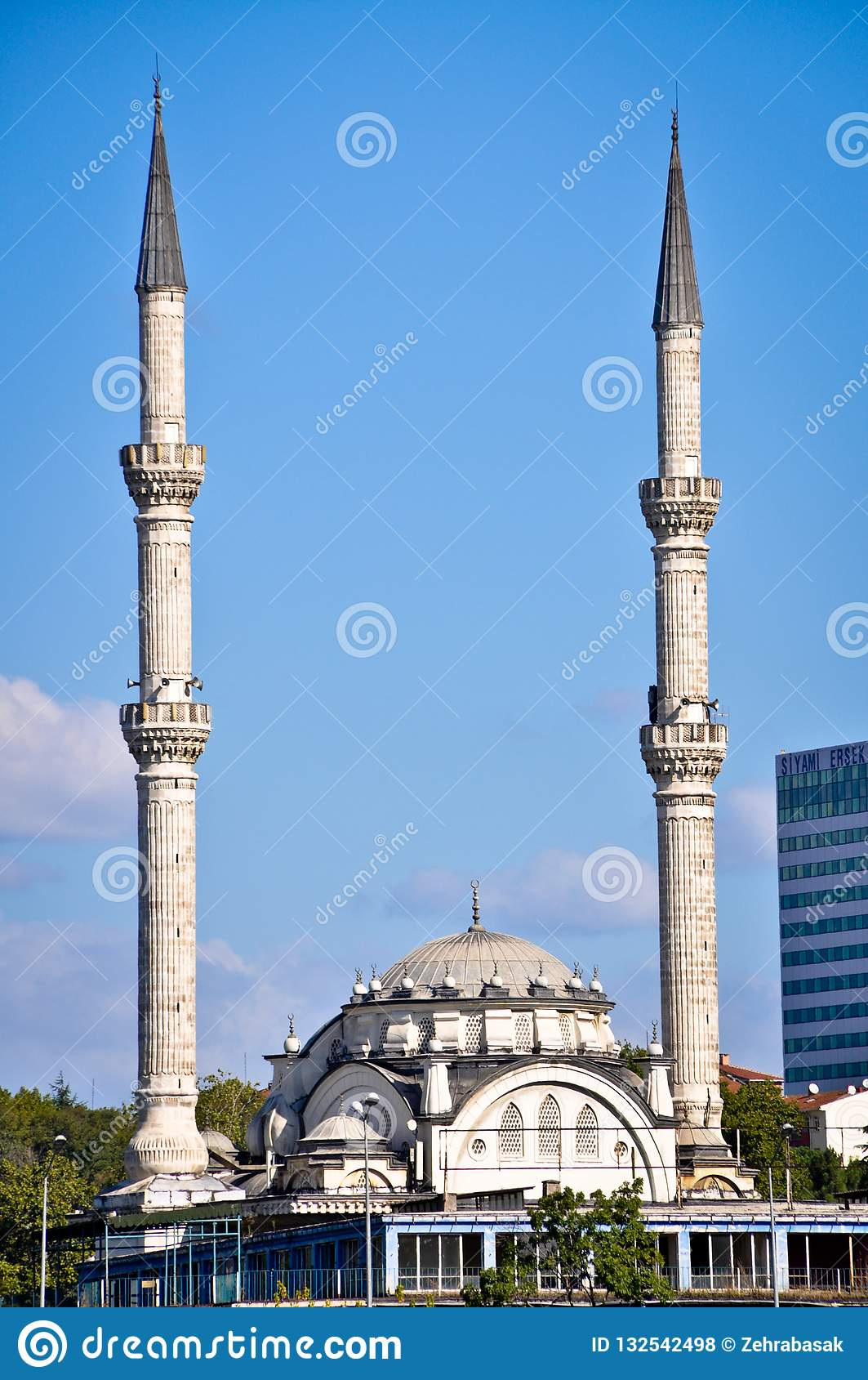 Istanbul Kadikoy Haydarpasa Mosque