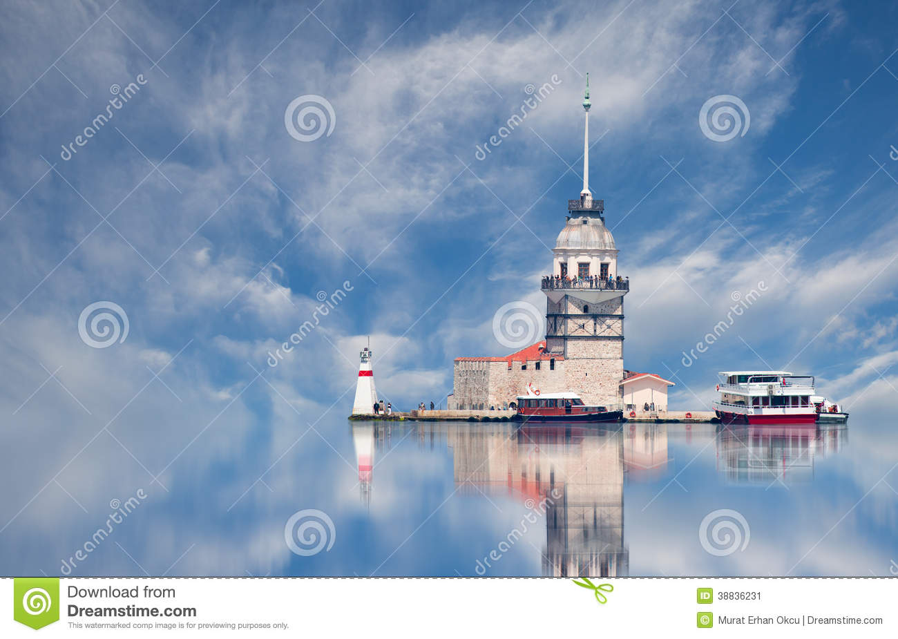 Istanbul Maiden Tower